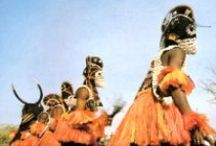 africa's people / tribal dress in africa