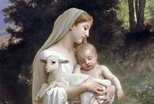 Holy Family / From the tradition of my childhood, beautiful images of the Holy Famliy