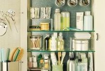 Obsessively Organized! / Fun ideas for home organization