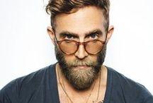Men's eyewear / Inspiration and fashion eyewear Men
