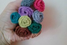 Crochet rings / Handmade