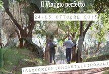 #baccoreunioncastelliromani 24-25 Ottobre 2015 / Associazione Culturale Bacco per Bacco Italia presenta ai Castelli Romani, un bellissimo Evento a carattere Enogastronomico e Culturale: BACCO REUNION AI CASTELLI ROMANI