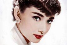 Audrey always
