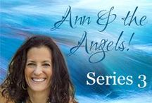 Ann & the Angels Series 3:  Living in the Flow of Grace