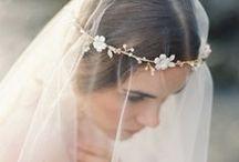 Bridal Accessories*~ / Style up the Bride - Veils, Bouquets, Jewels etc... *