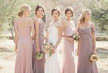Bridesmaids*~ / + Flower Girls, Dresses, Bouquets, Etc