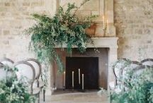 WEDDING STYLING  | Greenery