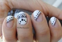 Nails, nailart desing, stamping. Gelish / Nails