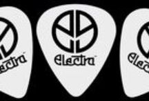 Electra Guitars Accessories / Electra Guitar Strings and Guitar Picks