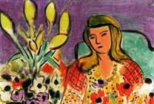 Art-Matisse, Henry ( expressionist) / see board Expressionism / by Joanna Lazuchiewicz