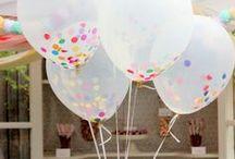 Fiestas infantiles / Inspiración para las fiestas de los peques: pasteles, decoración, comida