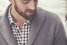 Knit - for men / Patterns and inspirations for male knitwear