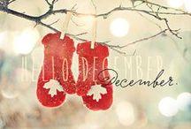 Sweet December! / γιατί έχουμε πολλούς λόγους να αγαπήσουμε αυτόν τον Δεκέμβρη ♥