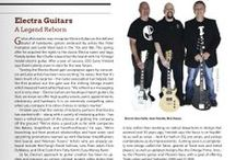 2014 Electra Guitars Preview / Previews of new '14 Electra Guitars and Basses.