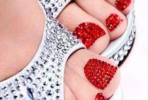 Pedi nails