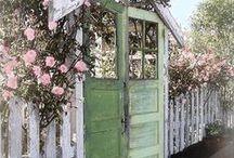 green ♥ house / by Francis Von Furstenburg