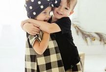 Kids Fashion inspiration / Inspiration Mode Enfants