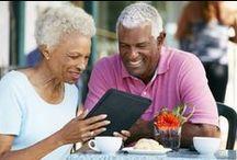 Tech/Social Media / The latest technology for seniors, innovation and a little social media!