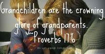 Grandparents / Activities for grandchildren, stories and quotes all for grandparents.