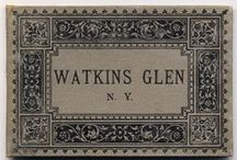 Watkins Glen/Finger Lakes NY / Watkins Glen is my hometown! I have many memories there including the Summer Jam of 1973, the Grand Prix Race Track (which is now Watkins Glen International for Nascar), riding our bikes on the race track, our school bus driving through the tunnels during races and so many more... / by Tammy