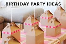 Kids Party Ideas / by Charmaine Niemand