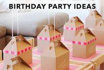 Kids Party Ideas / by Charmaine Niemand