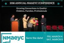 NMAEYC Annual Conference / Guest speakers, workshops, inspiration galore. Our annual conference news.