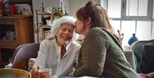 Caregiving / We are all caregivers, in one way or another. Caregiving stories to relate to and information to help no matter what stage you're in.