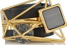 Jewelry Design / Humanuniform loves the way people adorn their bodies!  But we especially love truly innovative jewelry design