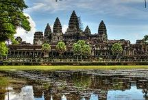 CAMBODIA / A board for everything I plan to do in my 2015 trip to Cambodia!
