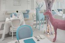 Design ideas - Pastel Dreams / Delightful tones.