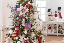 Christmas season / Decoración navideña