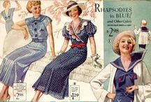 The Classics - Jewelry and Fashion / Fashion through the decades.