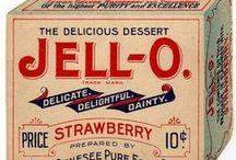 The Classics - Food / Old-fashioned and favorite recipes and food over the years.