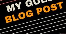 My Guest Blog Posts / guest blogging | guest bloggers | guest blog | guest blog post | guest blogging opportunities  Here is a collection of some of my guest blog posts. You can find many great MMO and SEO guides in here. Plus, learn about all the great sites to guest post on.