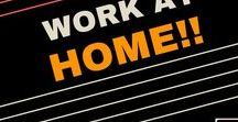 Work At Home Jobs For Extra Money / work at home jobs | work at home | work at home jobs for men | work at home jobs legitimate | work at home ideas  Learn to work at home for extra money. There are many ways to make money at home with your very own online business or ecommerce store. You could even freelance on several different sites like fiverr.