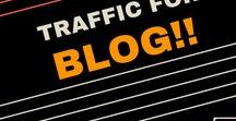 Blog Traffic Tips + Blog Traffic Increase / blog traffic | blog traffic tips | blog traffic increase | blog traffic report | blog traffic from pinterest | Increase Blog Traffic | Web Ranking an Blog Traffic  These traffic for your blog tips are designed to teach you to profit online by driving large amounts of traffic to your products. Learn essential traffic tips to get traffic from Google, Pinterest, and other traffic sources.