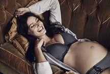 ♥ Schwangerschaftsfotografie / Ob Aktfotos oder einfach niedliche Bilder vom Babybauch.