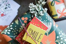 Gift Wrapping / This boards contains pins about how to beautifully wrap your special gifts.