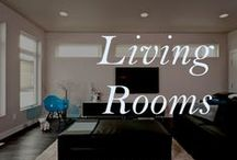 Living Rooms / The living room is usually the more formal room, often reserved for guests, special occasions, and the display of items such as antiques or artwork.