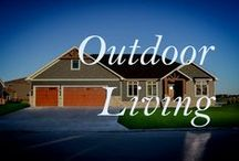 Outdoor Living / Looking to make the most of our ND summers? Browse our pins showcasing just a sampling of the customization options that extend to your outdoors spaces.