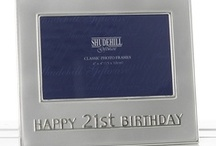 21st Birthday Gift Suggestions / Choose from our range of 21st Birthday Gifts to make this once in a lifetime birthday that extra bit special.
