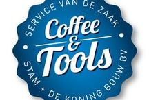 Coffee & Tools  / Coffee & Tools is een nieuwe service van Stam + De Koning . OP een makkelijke, prettige manier bieden wij je alle hulp die de bewoner nodig heeft voor een goede start in de nieuwe woning.