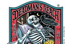 Label Art / Our incomparable label art is by Ray Troll with custom lettering by Karen Lybrand.