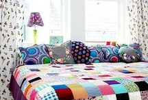 Easy Patchwork Quilts / Quilts that I love.