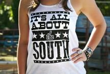 Southern Girl / by Christina Tucker