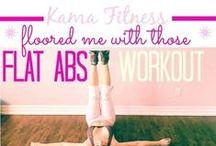Health & Fitness / Health & fitness ideas. Yoga, pilates, exercise, toning exercises.
