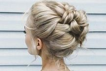 HAIR STYLES / TUTORIALS OR PHOTOGRAPHY OF THE MOST ON TREND, EFFORTLESS HAIR STYLES AROUND