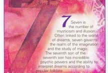 Numerology / Numerology ...do you want to know what it's all about? Everything you need to know about this fascinating belief  in the power of numbers is here.  barbara-griffin.artistwebsites.com