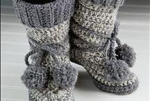 Obuv, ponožky - Shoes, socks